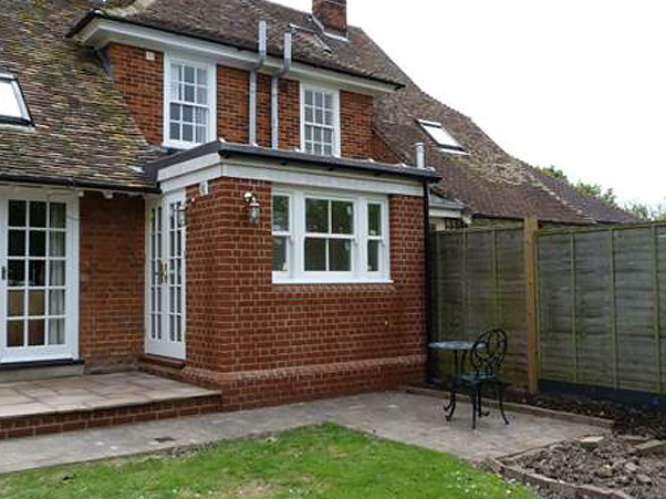 New single storey extension Cambridge