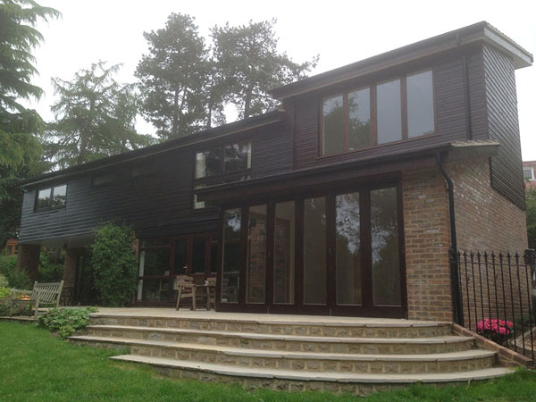 Two storey extension Welwyn