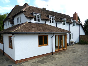 house extension in Bishops Stortford
